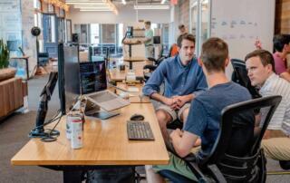 Luftreiniger in Büros - Die Raumluftreiniger von Galuft helfen gegen Viren in Büros